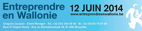 Entreprendre en Wallonie